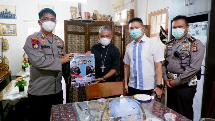 Uskup Agus: Saling Dukung adalah Hal Paling Pokok dalam Hadapi Pandemi Covid-19