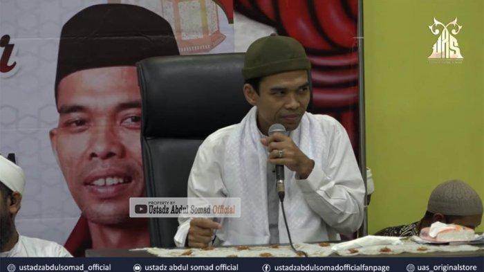 Ustadz Abdul Somad Jawab Soal Poligami & Makna Tulang Rusuk, UAS: Ibu-ibu Jangan Takut dan Khawatir