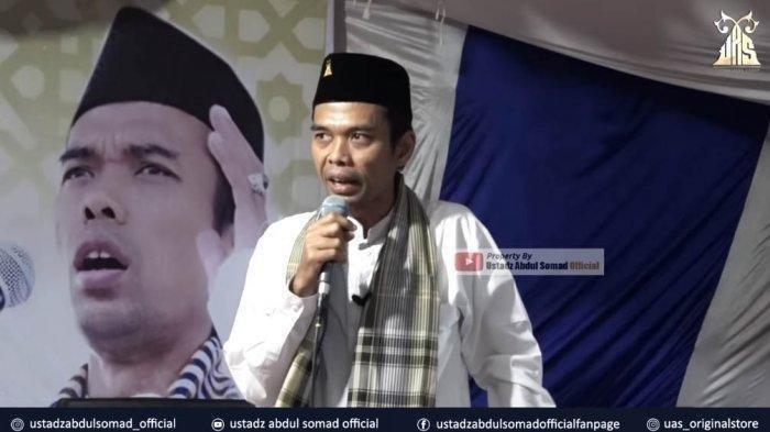 Ustadz Abdul Somad (UAS): Sekarang Orang Gila Fokus Cari Ustadz, Anehnya Kalau Nikam Pejabat Radikal