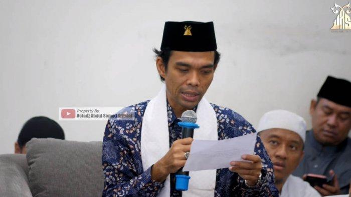 Live Streaming Ustadz Abdul Somad di TVOne Damai Indonesiaku, 'Mengenal Jejak Nabi Muhammad SAW'