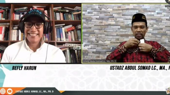 Ustadz Abdul Somad Klarifikasi Pendapat Miring Tentang Dirinya, Refly Harun Senang UAS yang Tanya