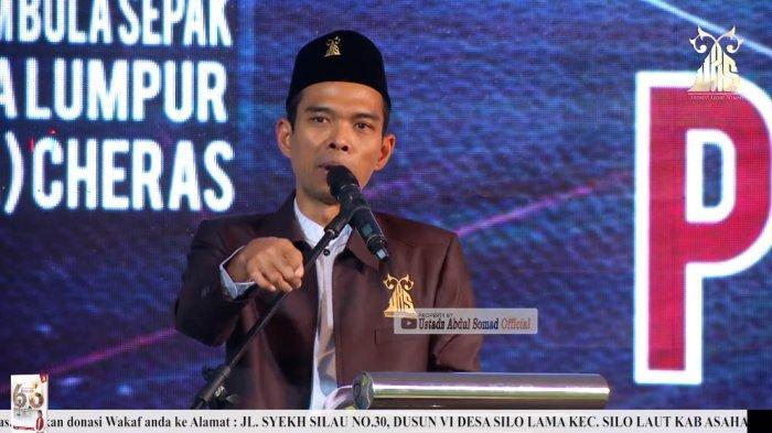 Bukan Dokter Li Wenliang, Ustadz Abdul Somad (UAS) Ungkap Sosok yang Pertama Kali Sebut Virus Corona