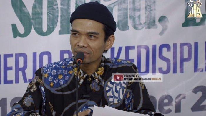 Ustadz Abdul Somad (UAS) Angkat Suara Tanggapi Lirik Lagu Aisyah Istri Rasulullah