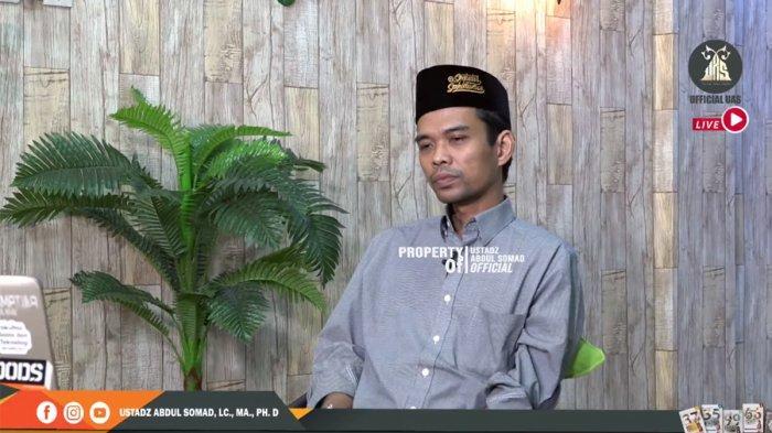 Ditolak Ceramah di Beberapa Tempat, Ustadz Abdul Somad (UAS): Sampai Masanya Nanti Allah SWT Buka