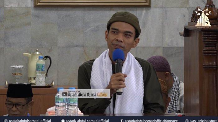Niat Solat Sunnah Rawatib Qabliyah dan Ba'diyah, Ustadz Abdul Somad Ungkap Keutamaan Shalat Rowatib