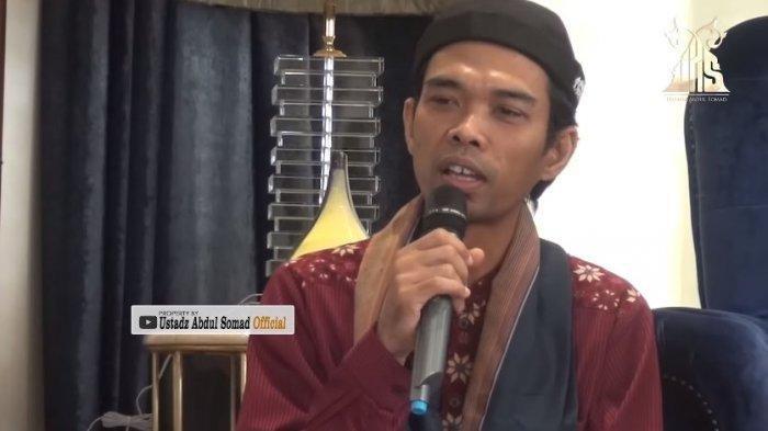Ustadz Abdul Somad (UAS) Sebut Orang yang Risau dengan Perempuan Bercadar Otaknya Sunsang