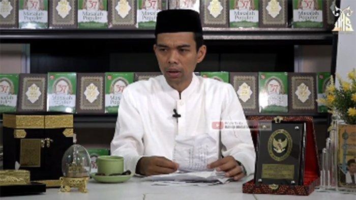 Pernyataan Tegas Ustadz Abdul Somad (UAS) Soal Penolakan Jenazah Pasien Positif Virus Corona