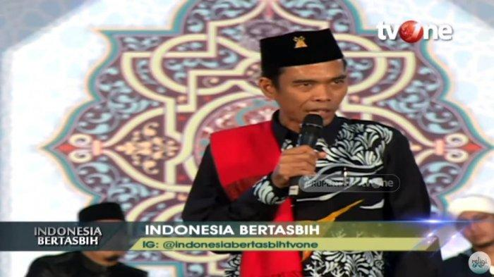 Pesan Tahun Baru dari Ustadz Abdul Somad di Masjid Sulthan Mahmud Riayat Syah Batam