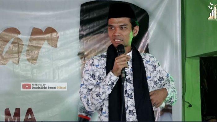 Ustadz Abdul Somad Berharap Dilaporkan Pengguna Narkoba ke Polisi Jika Tersinggung Ceramah UAS