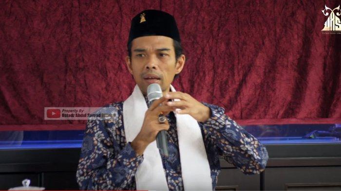 Ustadz Abdul Somad (UAS) Cerai, Mantan Istri Mellya Kaget Putusan Pengadilan Agama Bangkinang