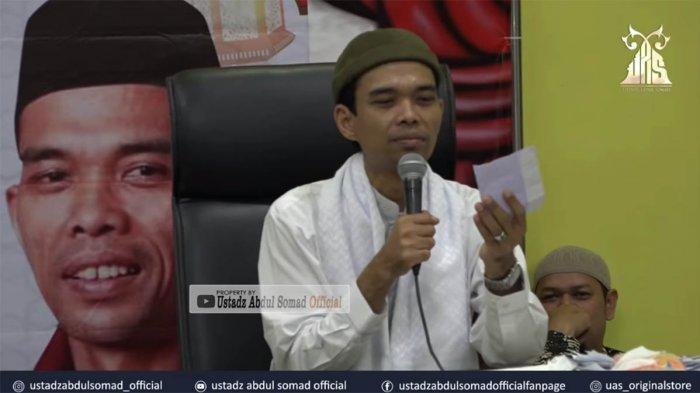 Ustadz Abdul Somad (UAS): 'Betambah Lagi Musuh, Bantailah Situ Apalagi Dipikirkan'