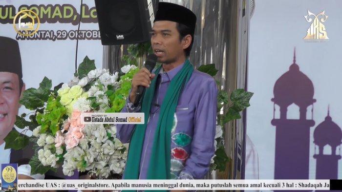 Ustadz Abdul Somad (UAS) Jelaskan Kebenaran Wanita Hamil yang Meninggal Akan Dapat Hadiah Syahid