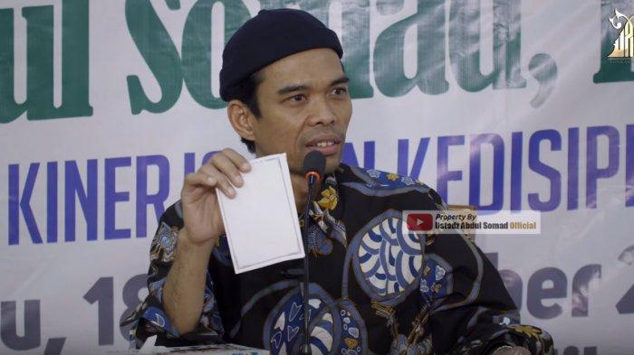 Ustadz Abdul Somad (UAS): 'Yang Saya Khawatirkan Itu 120 Anak Autis Ini Berdoa'