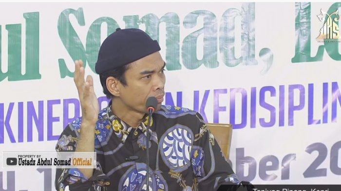 Ustadz Abdul Somad Jelaskan Hukum Seorang Istri Sembunyikan Uang Suami