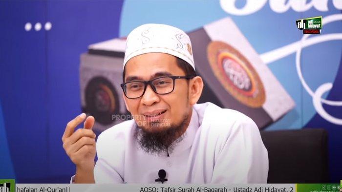 Ustadz Adi Hidayat Pertimbangkan Tempuh Langkah Hukum Terkait Pencatutan Video Dirinya