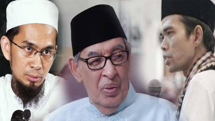 Ucapan Selamat Natal | Quraish Shihab Beda Pendapat dengan Ustadz Abdul Somad dan Ustadz Adi Hidayat