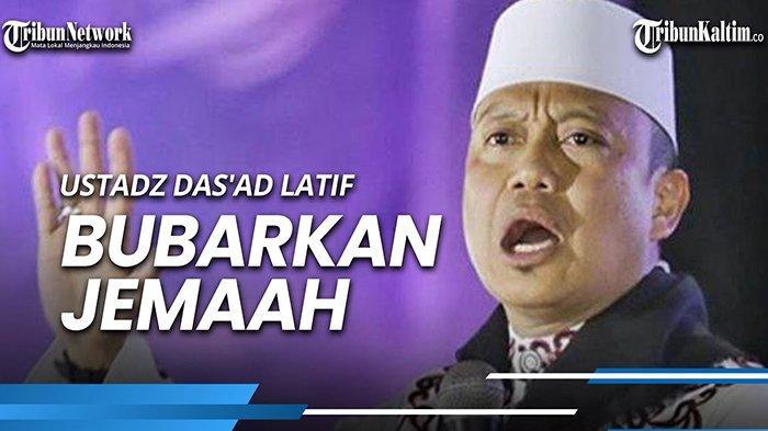 PROFIL Ustadz Das'ad Latif yang Tolak Ceramah dan Suruh Pulang Ribuan Jemaah di Tanah Grogot Kaltim