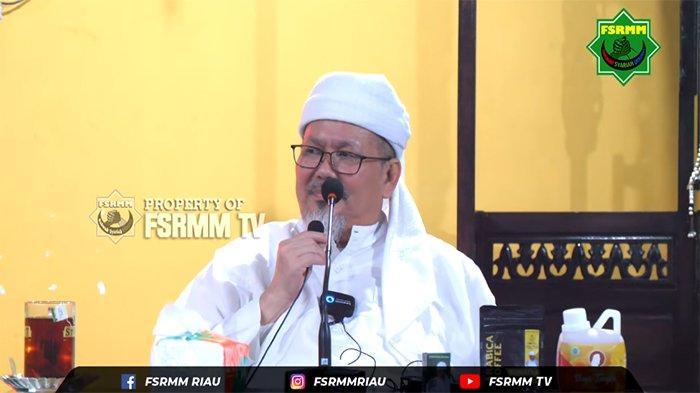 VIRAL Ceramah Ustadz Tengku Zulkarnain Sebelum Sakit dan Meninggal Dunia Akibat Covid, Akui Demam