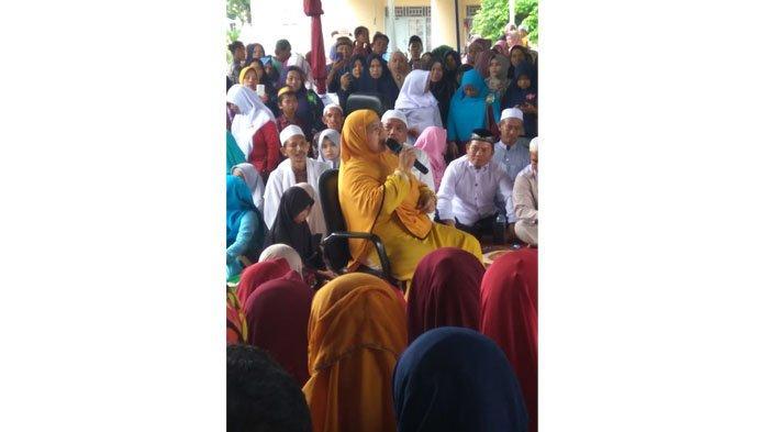 Hadir di Manis Mata, Mamah Dedeh Berikan Tausiyah Karyawan Cargill Group
