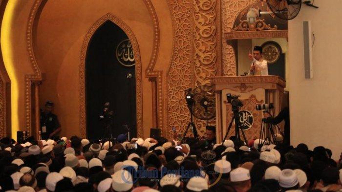 Ustadz Abdul Somad (UAS) Sebut Jika Perempuan Rusak Maka Rusaklah Generasi Seterusnya