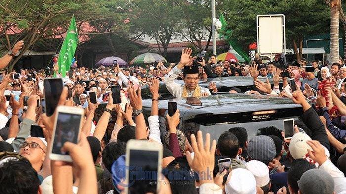 Gubernur Kalbar Sutarmidji Ajak Umat Jaga Ustadz Abdul Somad (UAS)
