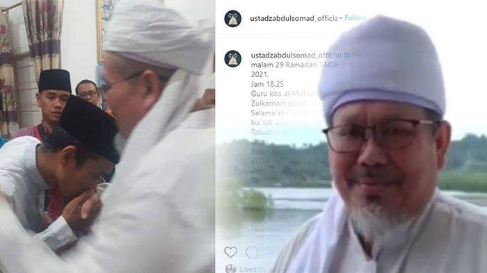 USTAZ Tengku Zulkarnain Meninggal Dunia, Ustaz Abdul Somad Berduka:
