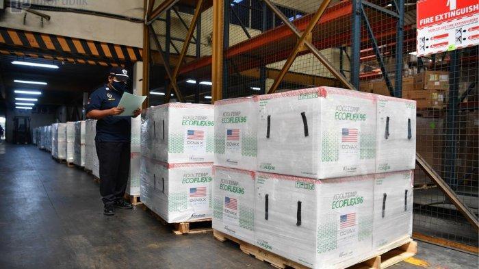 Amerika Serikat Kirim Tambahan 3,5 Juta Dosis Vaksin COVID-19 Moderna ke Indonesia melalui COVAX
