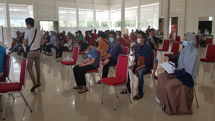 Diskes Paparkan 7.872 Sasaran Vaksinasi Lansia di Kabupaten Kayong Utara