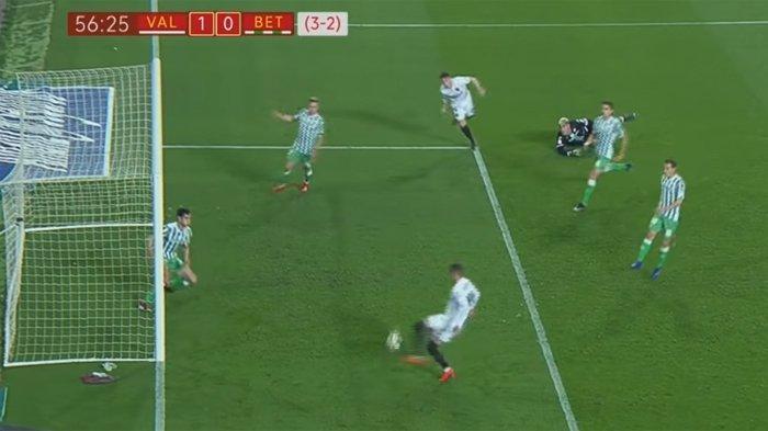 Barcelona Vs Valencia di Partai Final Copa del Rey! Cuplikan Gol & Highlights Valencia Vs Real Betis