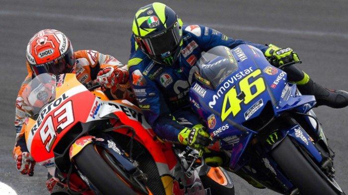 INSIDEN 2015 Rivalitas Valentino Rossi vs Marc Marquez yang Tak Terlupakan, The Doctor: Tiada Maaf