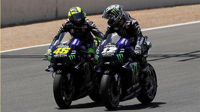 Jadwal MotoGP 2020 Terbaru Minggu Ini Jam Tayang Trans7, Valentino Rossi Buka Suara Soal MotoGP 2020
