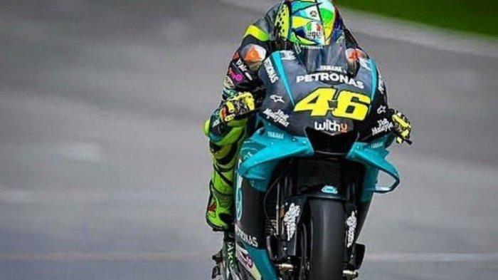 Live Streaming Kualifikasi MotoGP Spanyol 2021, Valentino Rossi Komentari Hasil Buruk Latihan Bebas