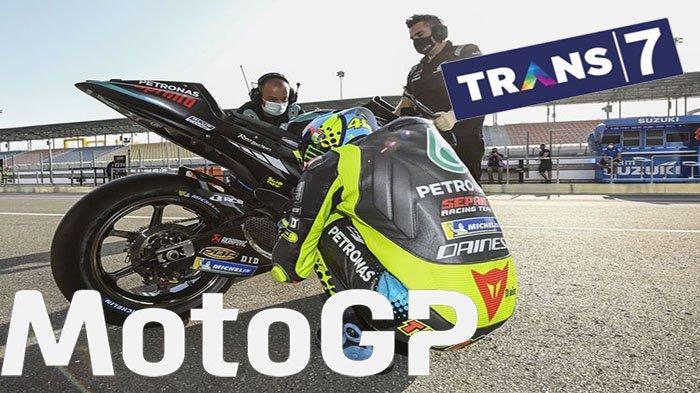 VALENTINO Rossi 'Didesak' Pensiun dari MotoGp? Cek Jadwal MotoGp 2021 Lengkap dan Jam Tayang Trans7