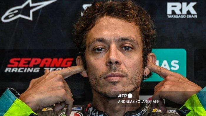 Valentino Rossi Kini Blak-blakan Mengaku Belum Siap jadi Pensiunan MotoGP
