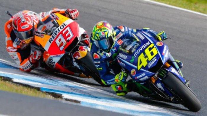 KAPAN Jadwal MotoGP 2021 Seri Perdana ? Coret Rossi dan Mir, Marc Marquez Ungkap 1 Pembalap Ancaman