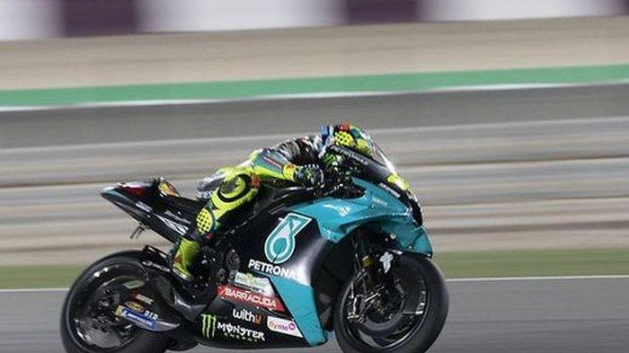 STARTING GRID MotoGP Doha 2021 Usai Hasil Kualifikasi di Losail Tadi Malam, Mission Impossible Rossi
