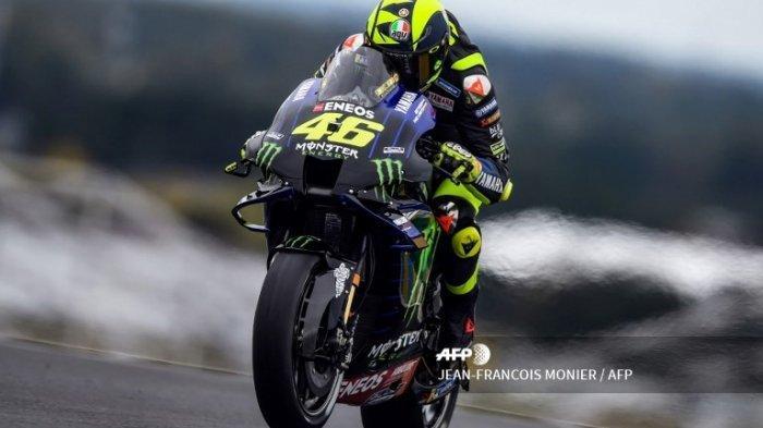 VALENTINO Rossi Pembalap Motor dari Team Apa di Jadwal MotoGp 2021 Lengkap? Luca Marini Naik Kelas