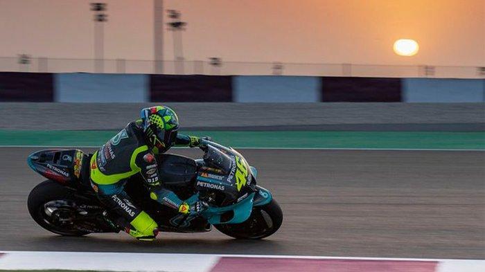 LIVE Hasil Kualifikasi MotoGP Doha 2021 - Kejutan Rossi, Cek juga Hasil Kualifikasi Moto2 & Moto3