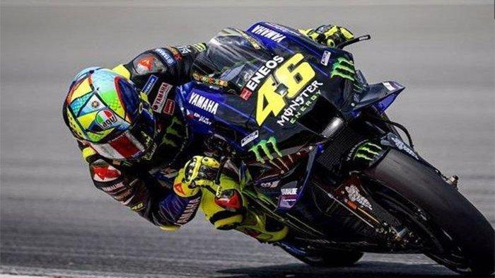 Selangkah Lagi Valentino Rossi Gabung Petronas Yamaha di MotoGP