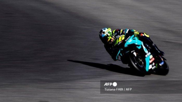 Hasil Kualifikasi MotoGP Tadi Malam GP Catalunya 2021, Urutan Start Valentino Rossi dan Marc Marquez
