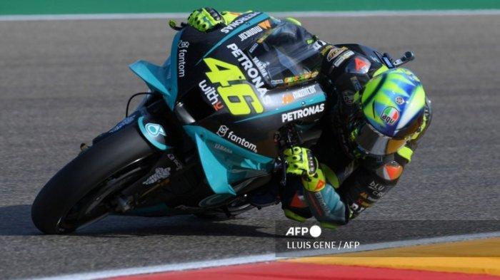 Jam Berapa Live Race Moto2 & MotoGP Hari Ini Lengkap Starting Grid, Valentino Rossi, Marquez, Binder
