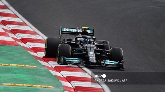Urutan Start F1 Turki 2021: Valtteri Bottas di Depan Meski Lewis Hamilton Raih Pole di Kualifikasi