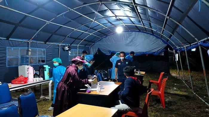 Hari Pertama Penyekatan di Perbatasan Sintang-Sekadau,4 Orang Positif COVID 19 dan Langsung Isolasi