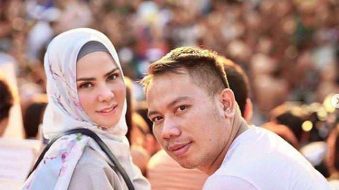 TERUNGKAP Alasan Angel Lelga Tak Hadiri Mediasi Sidang Perceraiannya dengan Vicky Prasetyo