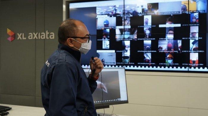 Lebaran, Trafik Layanan Data XL Axiata di Kalbar Meningkat 10%