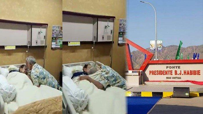VIDEO: Xanana Gusmao Peluk dan Cium BJ Habibie Kala Sakit Mendadak Viral! Tonton Videonya