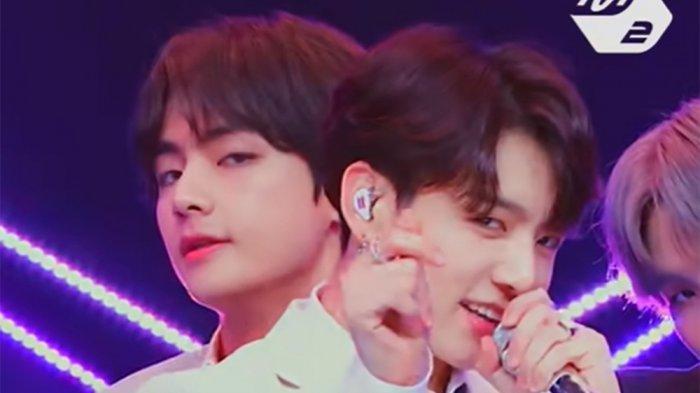 VIDEO Fancam V BTS & Jungkook Terbanyak Dilihat Sepanjang 2019, Aksi Memukau Keduanya Jadi Sorotan