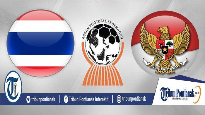 LIVE STREAM Thailand Vs Indonesia, Live RCTI Finals Piala AFF U22 2019 Malam Ini Mulai Jam 18.30 WIB