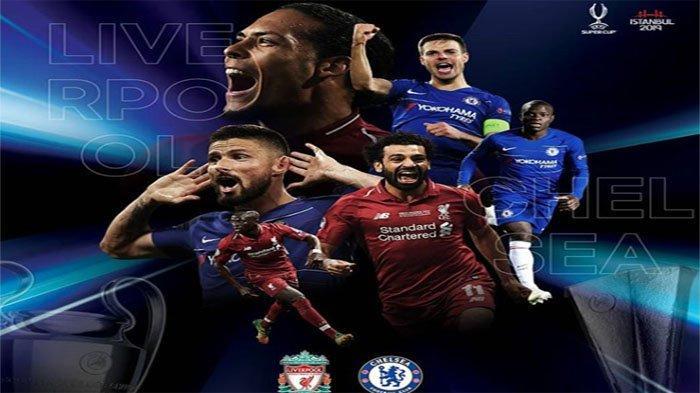 JADWAL Liga Inggris Pekan Ini: Liverpool vs Chelsea, Crystal Palace vs Man Utd, Man City & Tottenham