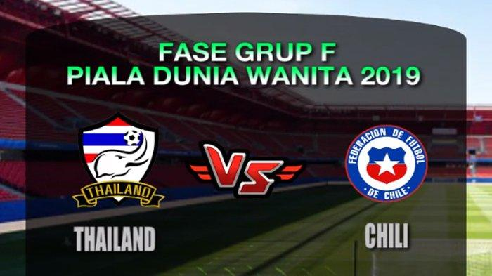 VIDEO: LIVE STREAM World Cup Women Belanda Vs Kanada Jam 23.00 WIB & Thailand Vs Chile Jam 02.00 WIB